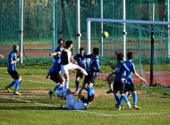 Cascina – Massese 1 – 1. Highlights senza commento di Umberto Meruzzi del 12/01/19