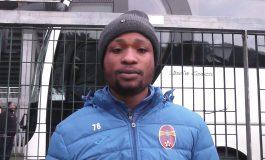 Esclusiva QA: video intervista di Umberto Meruzzi a O. Igbineweka, dopo Massese - F. Perignano 0 - 0 del 19/01/20