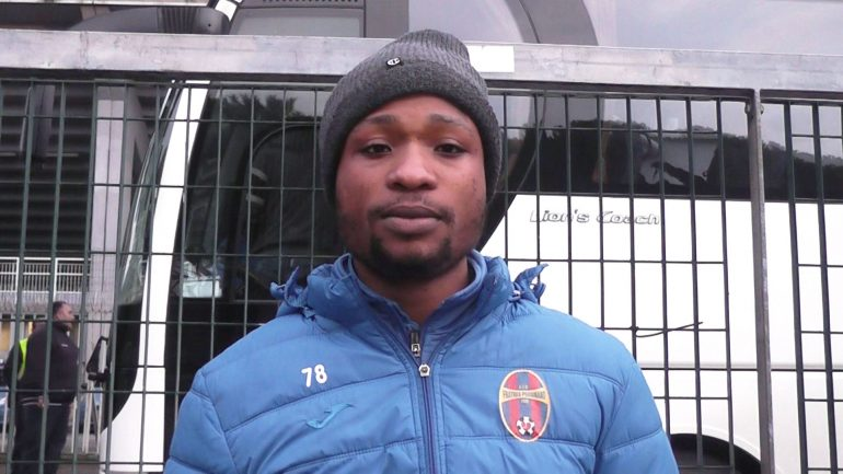 Esclusiva QA: video intervista di Umberto Meruzzi a O. Igbineweka, dopo Massese – F. Perignano 0 – 0 del 19/01/20