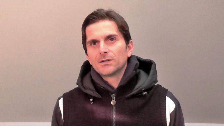 San Marco Avenza – Massese 3 – 1. Video intervista di Umberto Meruzzi a Stefano Turi del 26/01/20