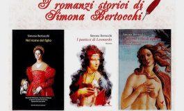 AUTORI APUANI - Simona Bertocchi presenta i suoi romanzi storici in un incontro dedicato al Rinascimento