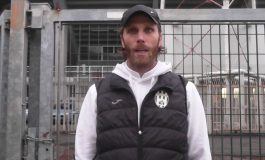 Massese - Fucecchio 0 - 2. Intervista di Umberto Meruzzi a L. Collacchioni dello 02/02/20