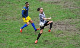 Castelnuovo Garfagnana - Massese 2 - 0. Highlights senza commento di U. Meruzzi e classifica.