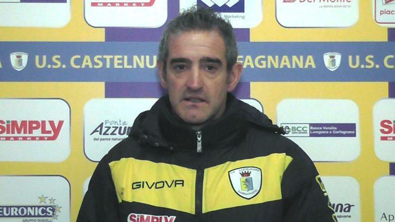 Castelnuovo Garfagnana – Massese 2 – 0. Video intervista esclusiva di Umberto Meruzzi a M. Biggeri dello 09/02/20