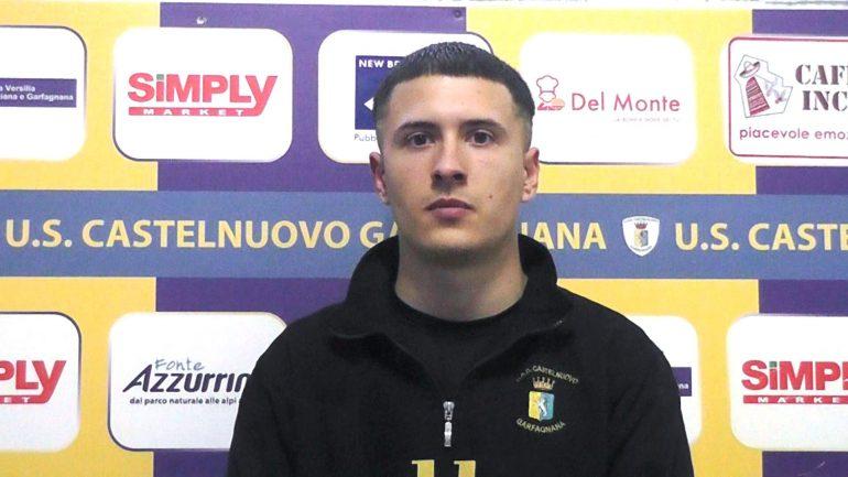 Castelnuovo Garfagnana – Massese 2 – 0. Video intervista esclusiva di Umberto Meruzzi a D. Leon dello 09/02/20