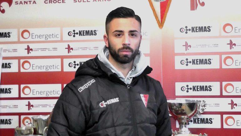 Cuoiopelli – Massese 2 – 1. Video intervista esclusiva a S. La Rosa del 23/02/20