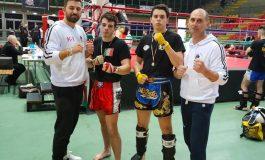 Due fighters apuani conquistano i campionati interregionali