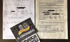 """Emergenza Covid-19 coronavirus: donazione dei tifosi della Massese al """"Nuovo Ospedale Apuano"""""""