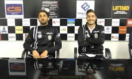Massese - Valdinievole Montecatini 1 - 0. Intervista a Y. Papi e G. Zambarda.