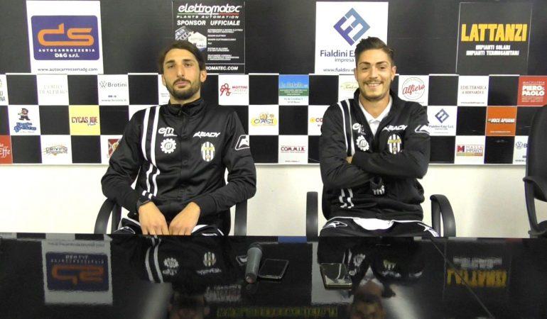 Massese – Valdinievole Montecatini 1 – 0. Intervista a Y. Papi e G. Zambarda.