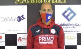 Massese – S. Marco Avenza 0 – 1. Coppa Italia. Intervista ad A. Brizzi.