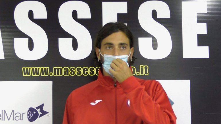 Massese – S. Marco Avenza 0 – 1. Coppa Italia. Intervista ad A. Montecalvo.