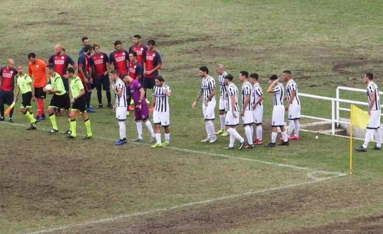 Massese – S. Marco Avenza 0 – 1. Coppa Italia. Highlights senza commento di Umberto Meruzzi