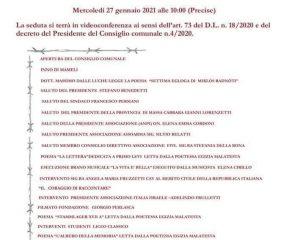 GIORNO DELLA MEMORIA - Il figlio di Giorgio Perlasca e altri ospiti importanti con l'Associazione Italia-Israele Massa Carrara