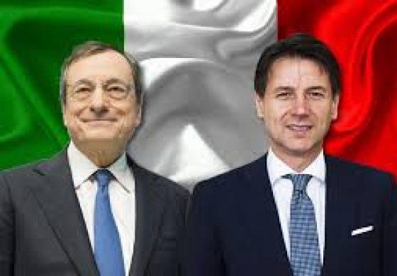 Giuseppe Conte tris, Giuseppe Draghi o c'è altro?
