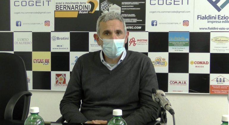 La Massese ufficializza la collaborazione con Fabio Mucciarelli