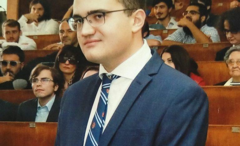 Simone Ragoni, il giovane scienziato apuano tra Birmingham e Ginevra