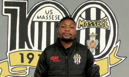 Massese - San Miniato Basso 3 - 0. Intervista ad Osamudiamen Igbineweka del 18/04/21