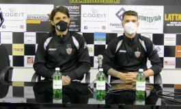Conferenza stampa di M. Barsottini e Y. Papi del 12/04/21