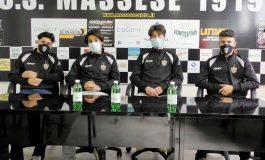 Conferenza stampa di F. Della Pina, T. Bennati, F. Manfredi, M. Centonze del 22/04/21