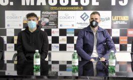 Conferenza stampa di M. Rudi e S. Michelotti del 13/04/21