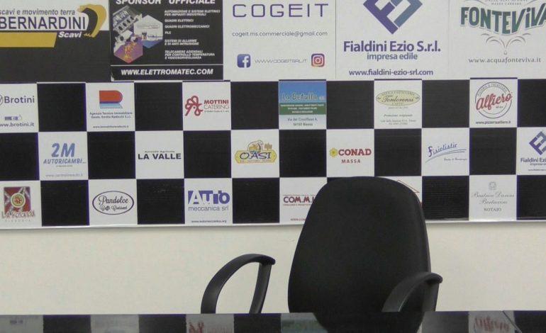ESCLUSIVA QA: allenamento congiunto Massese - Lamezia terme, la sala stampa.