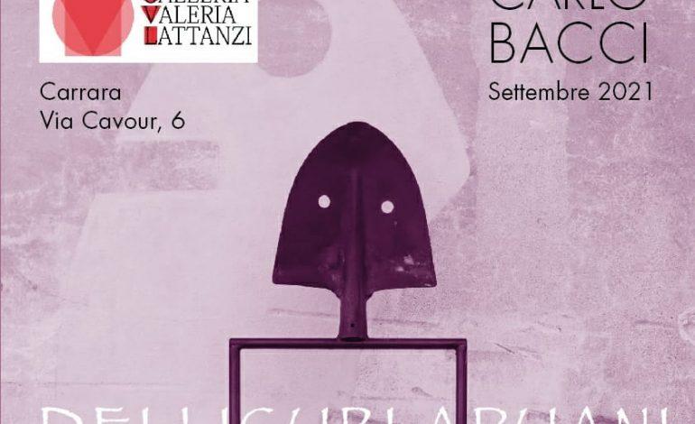 """""""Dei Liguri Apuani La Forma"""", personale dell'artista Carlo Bacci a Carrara"""