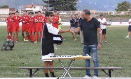 Il triangolare di allenamento della Juniores, in ricordo del presidentissimo Fausto Manfredi.