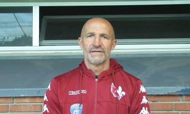 Zenith Prato - Massese 1 - 0. Intervista ad A. Bellini del 10/10/21