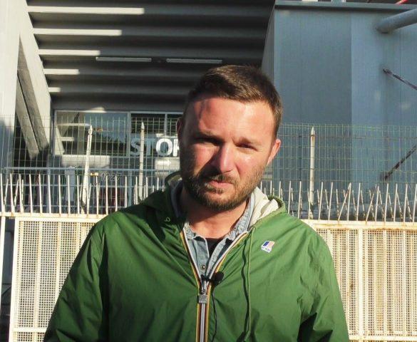 ESCLUSIVA QA: Massese - Signa 0 - 1, video intervista ad E. Cristiani di Umberto Meruzzi del 17/10/21