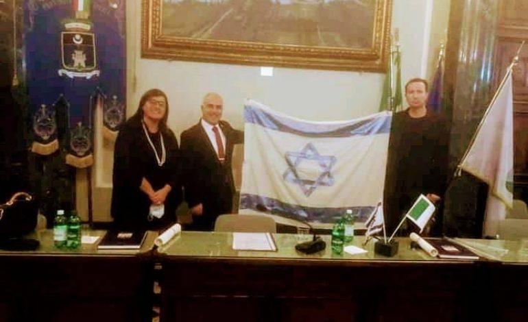 L'Associazione Italia-Israele Massa Carrara incontra l'ambasciatore Dror Eydar