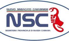 """MASSA, RISSA IN PIAZZA MERCURIO - La Segreteria Provinciale del Nuovo Sindacato Carabinieri: """"Come si può andare avanti così?"""""""