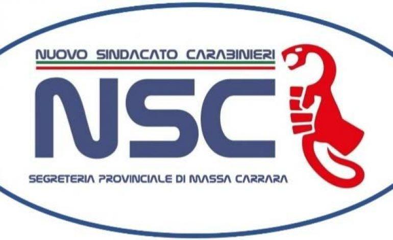 """MASSA, RISSA IN PIAZZA MERCURIO – La Segreteria Provinciale del Nuovo Sindacato Carabinieri: """"Come si può andare avanti così?"""""""